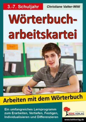 Wörterbucharbeitskartei, Christiane Vatter-Wittl