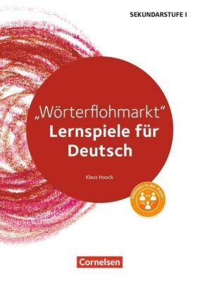 Wörterflohmarkt - Klaus Hoock  