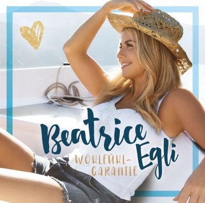 Wohlfühlgarantie (Exklusive Deluxe Edition mit Kühlschrankmagnet), Beatrice Egli
