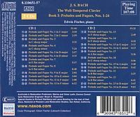 Wohltemperierte Klavier Buch I - Produktdetailbild 1