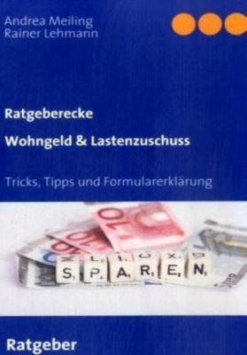 Wohngeld & Lastenzuschuss, Andrea Meiling, Rainer Lehmann