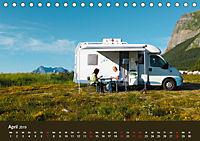 Wohnmobil-Reisen (Tischkalender 2019 DIN A5 quer) - Produktdetailbild 4