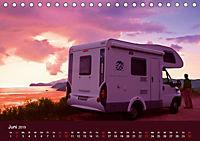 Wohnmobil-Reisen (Tischkalender 2019 DIN A5 quer) - Produktdetailbild 6