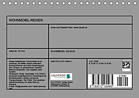 Wohnmobil-Reisen (Tischkalender 2019 DIN A5 quer) - Produktdetailbild 13