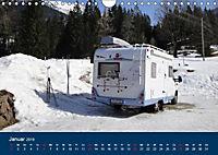 Wohnmobil-Reisen (Wandkalender 2019 DIN A4 quer) - Produktdetailbild 1