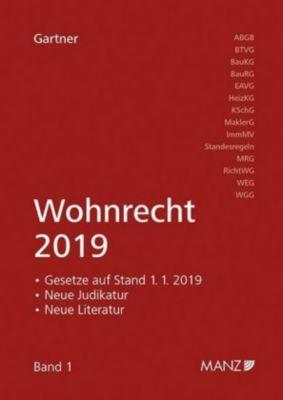 Wohnrecht 2019 - Herbert Gartner |