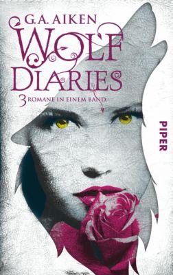 Wolf Diaries - G. A. Aiken |