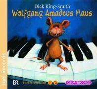 Wolfgang Amadeus Maus, Audio-CD, Dick King-Smith