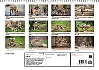 Wolfsrudel (Wandkalender 2019 DIN A3 quer) - Produktdetailbild 13