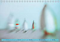 Wolken im Kopf - Verschwommene Segelträume (Tischkalender 2019 DIN A5 quer) - Produktdetailbild 4