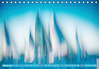 Wolken im Kopf - Verschwommene Segelträume (Tischkalender 2019 DIN A5 quer) - Produktdetailbild 2