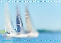Wolken im Kopf - Verschwommene Segelträume (Tischkalender 2019 DIN A5 quer) - Produktdetailbild 10