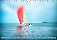 Wolken im Kopf - Verschwommene Segelträume (Wandkalender 2019 DIN A4 quer) - Produktdetailbild 3