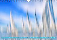 Wolken im Kopf - Verschwommene Segelträume (Wandkalender 2019 DIN A4 quer) - Produktdetailbild 7