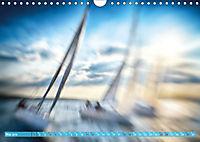 Wolken im Kopf - Verschwommene Segelträume (Wandkalender 2019 DIN A4 quer) - Produktdetailbild 5