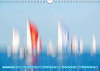 Wolken im Kopf - Verschwommene Segelträume (Wandkalender 2019 DIN A4 quer) - Produktdetailbild 11
