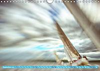 Wolken im Kopf - Verschwommene Segelträume (Wandkalender 2019 DIN A4 quer) - Produktdetailbild 9