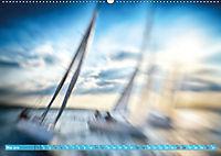 Wolken im Kopf - Verschwommene Segelträume (Wandkalender 2019 DIN A2 quer) - Produktdetailbild 5