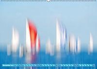 Wolken im Kopf - Verschwommene Segelträume (Wandkalender 2019 DIN A2 quer) - Produktdetailbild 11
