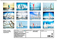 Wolken im Kopf - Verschwommene Segelträume (Wandkalender 2019 DIN A2 quer) - Produktdetailbild 13