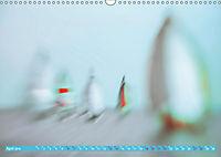 Wolken im Kopf - Verschwommene Segelträume (Wandkalender 2019 DIN A3 quer) - Produktdetailbild 4