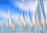 Wolken im Kopf - Verschwommene Segelträume (Wandkalender 2019 DIN A3 quer) - Produktdetailbild 7