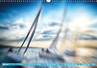 Wolken im Kopf - Verschwommene Segelträume (Wandkalender 2019 DIN A3 quer) - Produktdetailbild 5