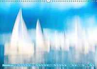 Wolken im Kopf - Verschwommene Segelträume (Wandkalender 2019 DIN A3 quer) - Produktdetailbild 12