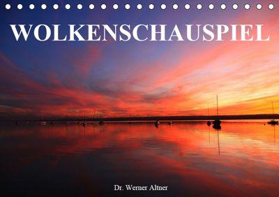 Wolkenschauspiel (Tischkalender 2019 DIN A5 quer), Werner Altner