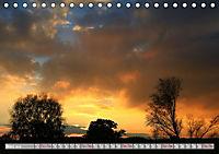Wolkenschauspiel (Tischkalender 2019 DIN A5 quer) - Produktdetailbild 3