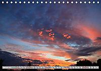 Wolkenschauspiel (Tischkalender 2019 DIN A5 quer) - Produktdetailbild 1