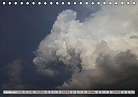 Wolkenschauspiel (Tischkalender 2019 DIN A5 quer) - Produktdetailbild 10