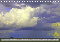 Wolkenschauspiel (Tischkalender 2019 DIN A5 quer) - Produktdetailbild 7