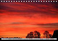 Wolkenschauspiel (Tischkalender 2019 DIN A5 quer) - Produktdetailbild 12