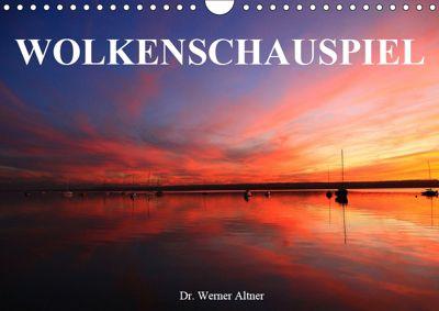 Wolkenschauspiel (Wandkalender 2019 DIN A4 quer), Werner Altner