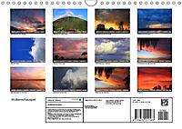 Wolkenschauspiel (Wandkalender 2019 DIN A4 quer) - Produktdetailbild 13