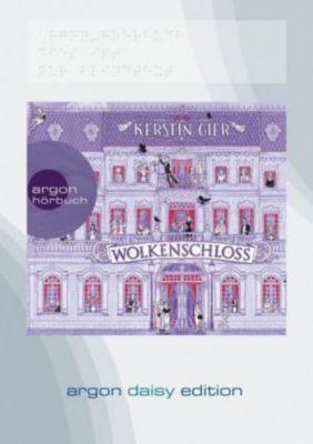 Wolkenschloss, 1 MP3-CD, Kerstin Gier