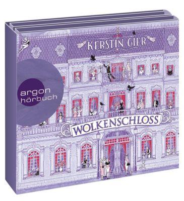 Wolkenschloss, 8 Audio-CDs, Kerstin Gier