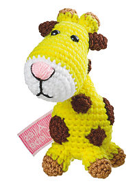 Wollowbies Häkelset Gisela Giraffe - Produktdetailbild 1