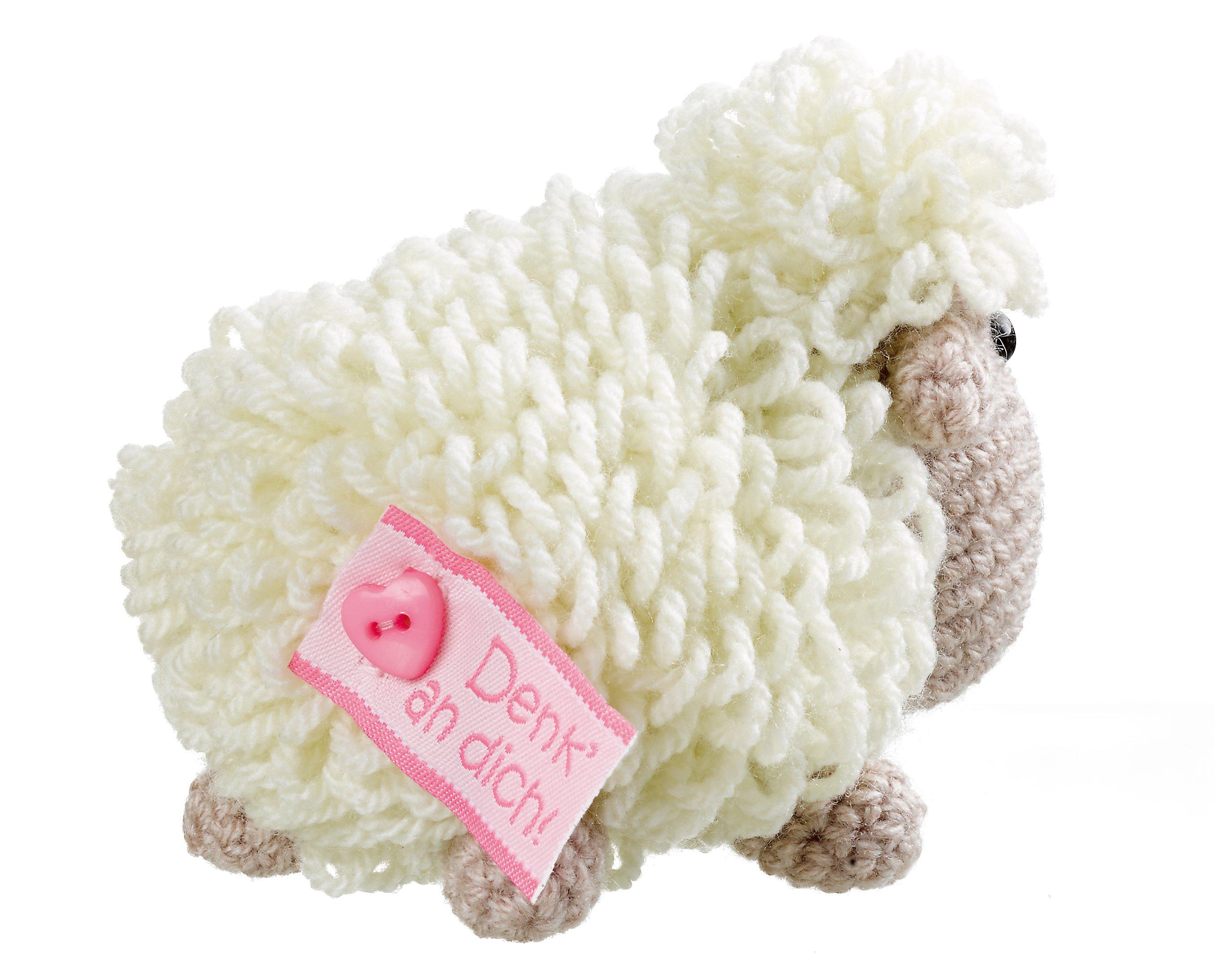 Wollowbies Häkelset Schantall Schaf Bestellen Weltbildch
