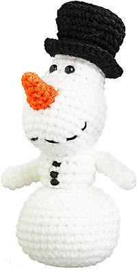 Wollowbies Häkelset Sören Schneemann - Produktdetailbild 1