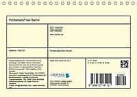 Woltersdorf bei Berlin (Tischkalender 2019 DIN A5 quer) - Produktdetailbild 13