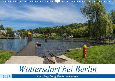 Woltersdorf bei Berlin (Wandkalender 2019 DIN A3 quer), ReDi Fotografie