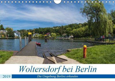 Woltersdorf bei Berlin (Wandkalender 2019 DIN A4 quer), ReDi Fotografie
