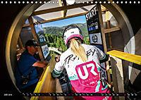 Women Downhill Racing (Wandkalender 2019 DIN A4 quer) - Produktdetailbild 7