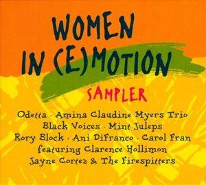 Women In (E)Motion, Diverse Interpreten