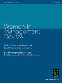 Women in Management Review: Women in Management Review, Volume 17, Issue 3 & 4