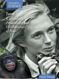 Women in Science: Jane Goodall, Megan Mitchell