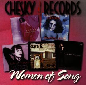 Women Of Song, Diverse Interpreten