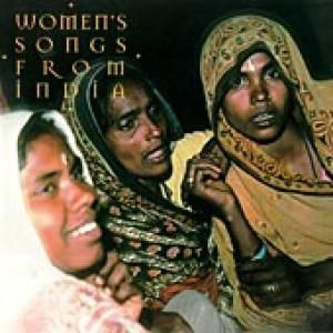 Womens Songs From India, Diverse Interpreten